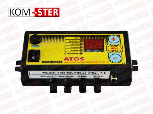 regulator temperature za kotlove atos